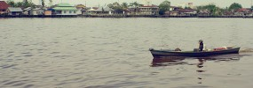Mendulang Asa di Sungai Kapuas